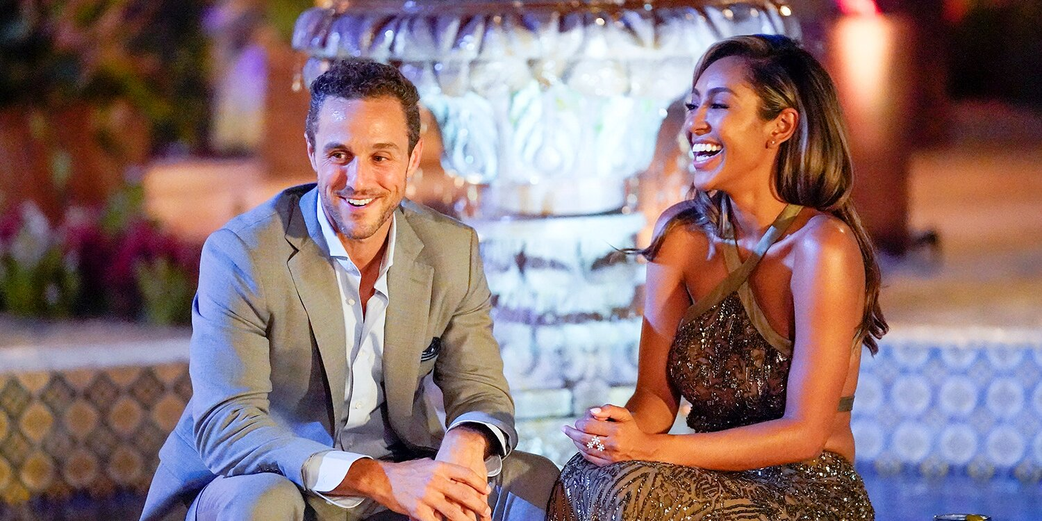 Tayshia Adams and Zac Clark Celebrate 1-Year Anniversary of When They First Met: 'It's Been a Wild Ride'.jpg