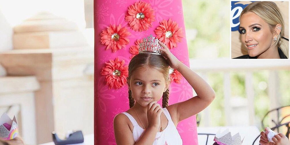 Ashlee Simpson Ross Throws American Girl Doll Birthday Party for 'Princess' Daughter Jagger's 6th.jpg