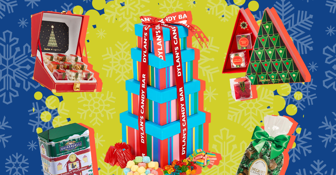 21 Christmas Candy Gifts to Sweeten Up the Holidays