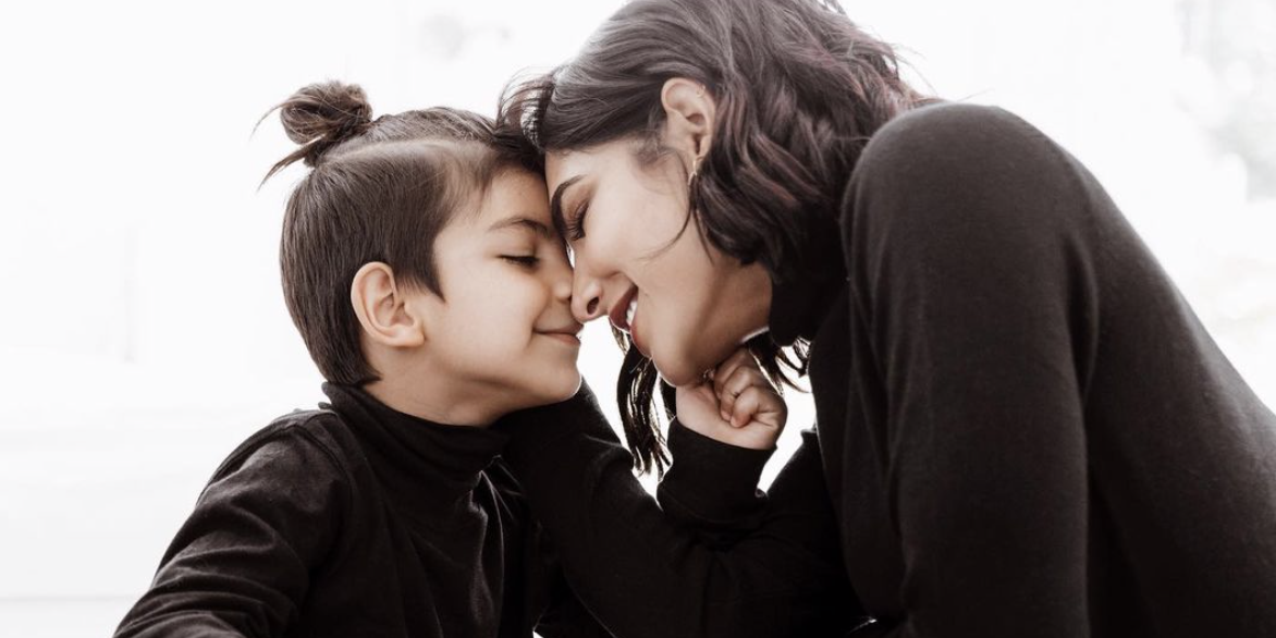 El hijo de Alejandra Espinoza cumple 6 años. ¡Felicidades Mateo!