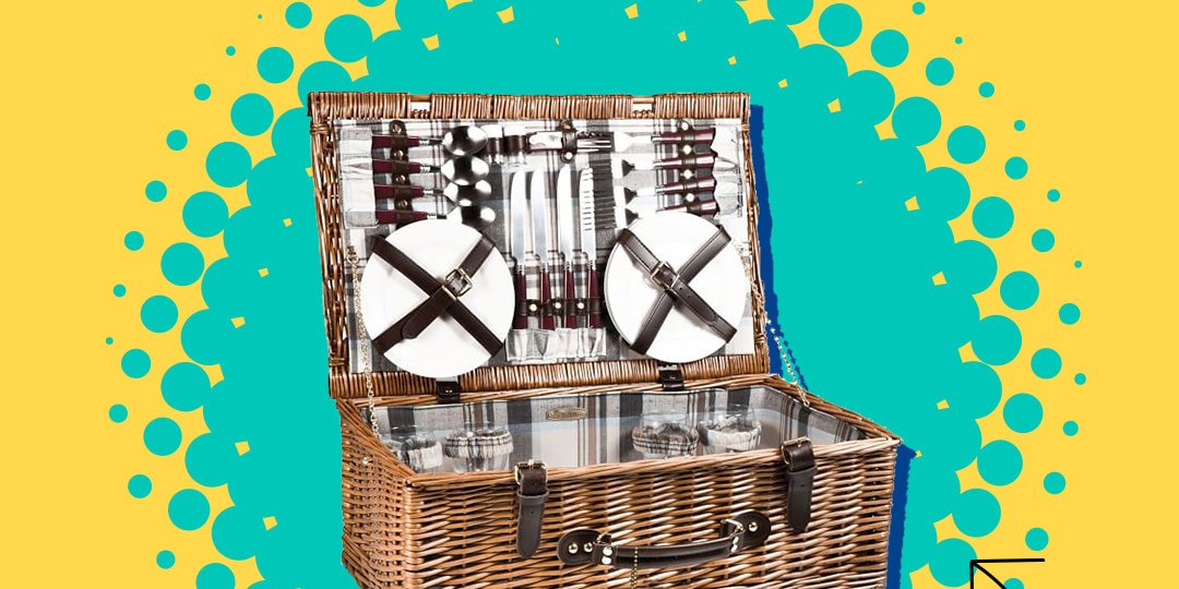 The 10 Best Picnic Baskets To Buy In 2020 Allrecipes