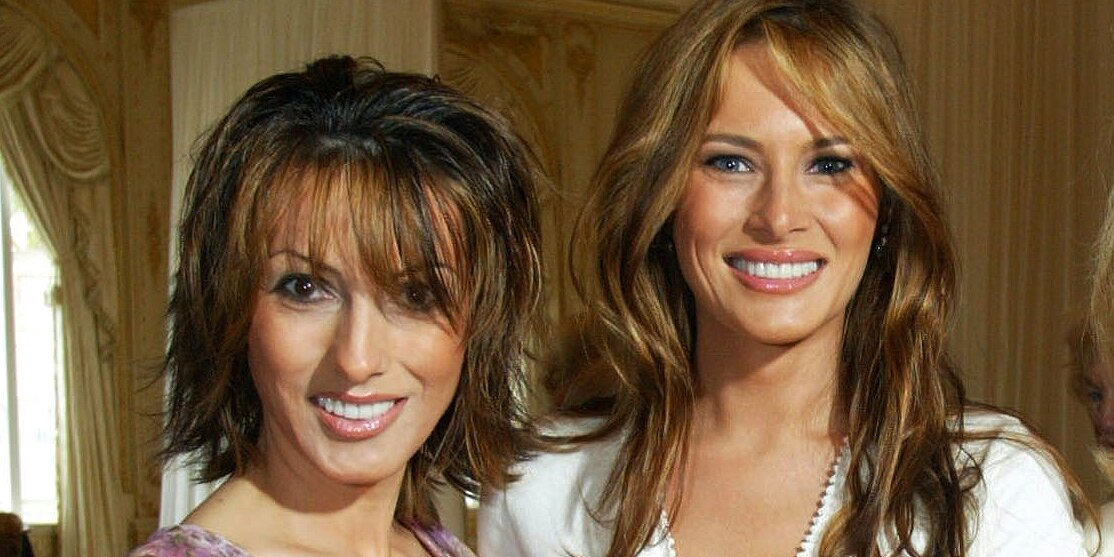Melania Trump's Ultra-Private Sister Draws Attention with Twitter Account