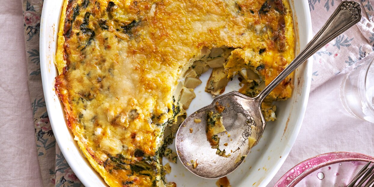 Ease Into Spring with These Lighter, Brighter Casserole Recipes