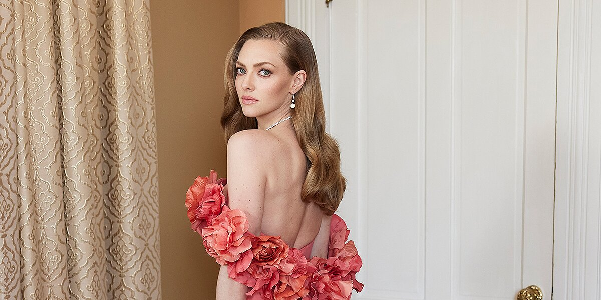 Amanda Seyfried Dresses Son, 5 Months, in Tux for Golden Globes Red Carpet from Home: 'Wonderful'.jpg