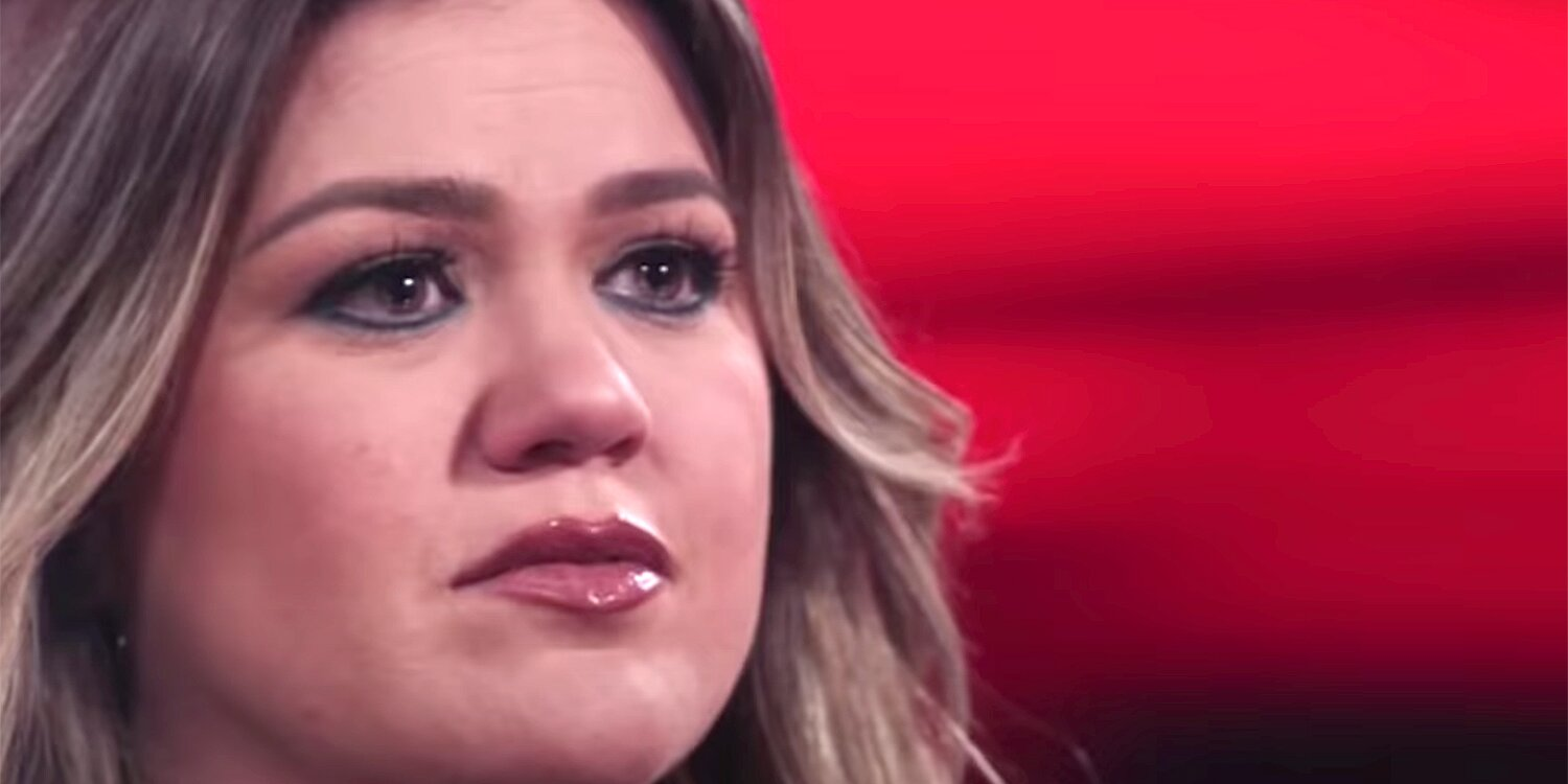 Kelly Clarkson Tears Up as Voice Contestant Sings Her Breakup Tune 'Already Gone' amid Divorce