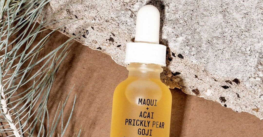 This Superfood-Packed Face Serum Is the Secret to Hydrating My Dry Skin