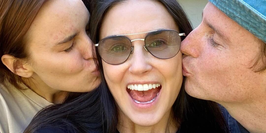 Demi Moore Shares Cute Family Reactions to Daughter Tallulah's Engagement: 'Happy Day'.jpg