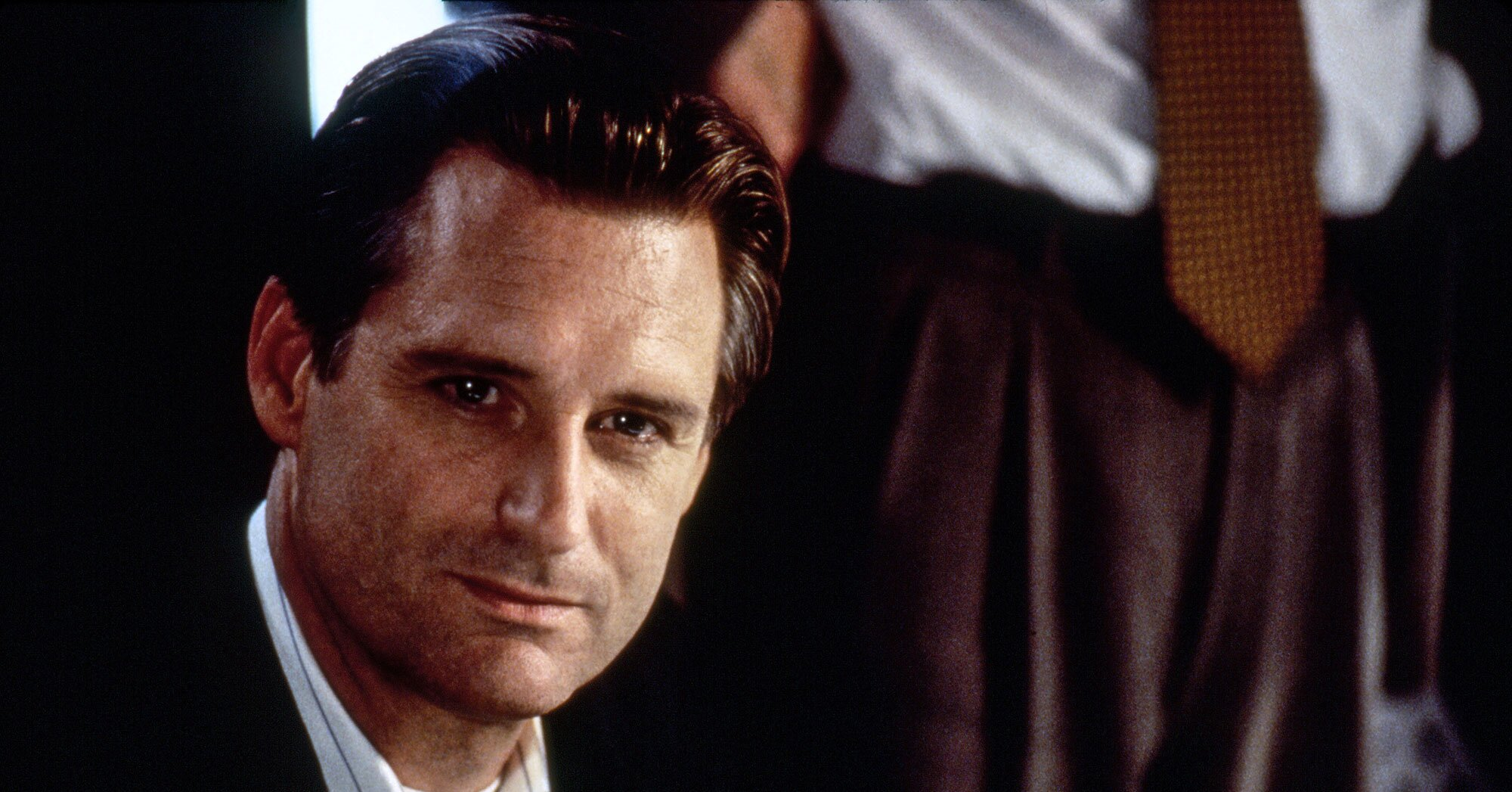 Bill Pullman promotes the use of 'freedom masks' with <em>Independence Day</em> throwback