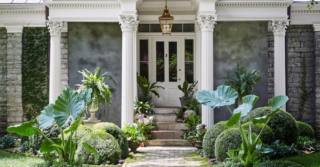 This Historic Kentucky Home's Classic Gardens Were Three Decades in the Making