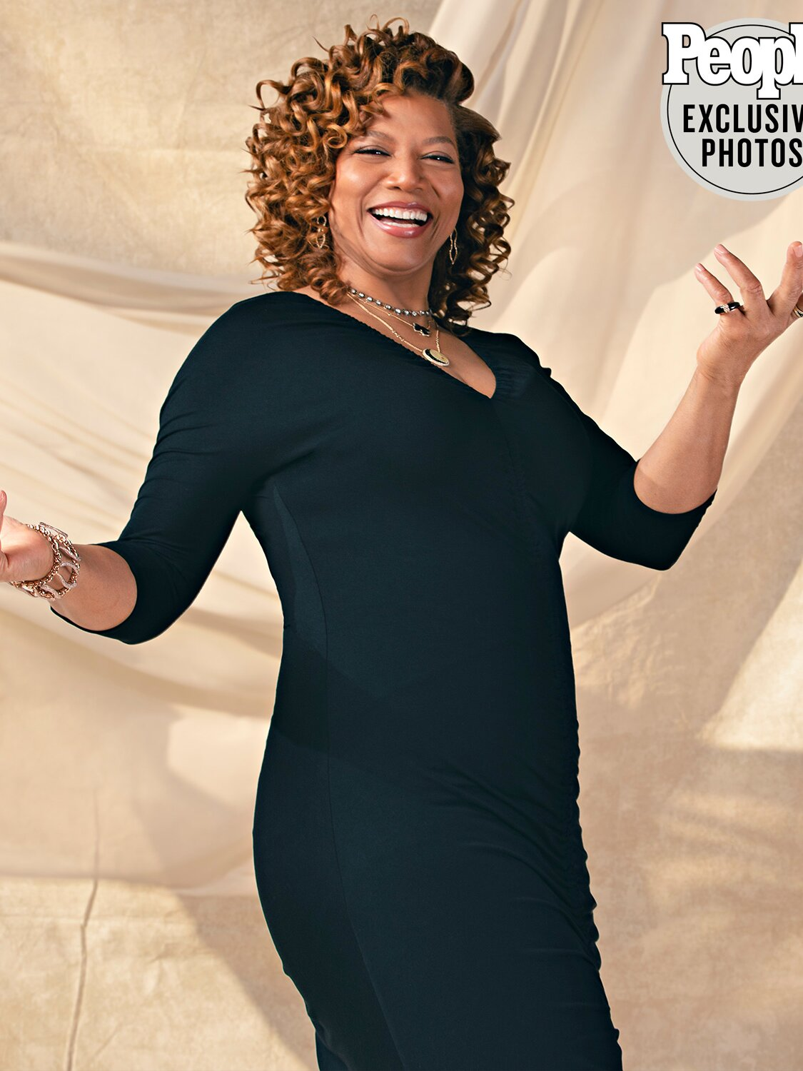 Queen Latifah Credits Her Parents For Raising Her Without Gendered Constraints People Com