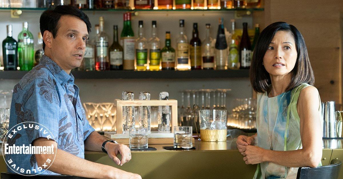 Tamlyn Tomita on Daniel and Kumiko's awkward reunion in 'Cobra Kai' season 3 – Entertainment Weekly