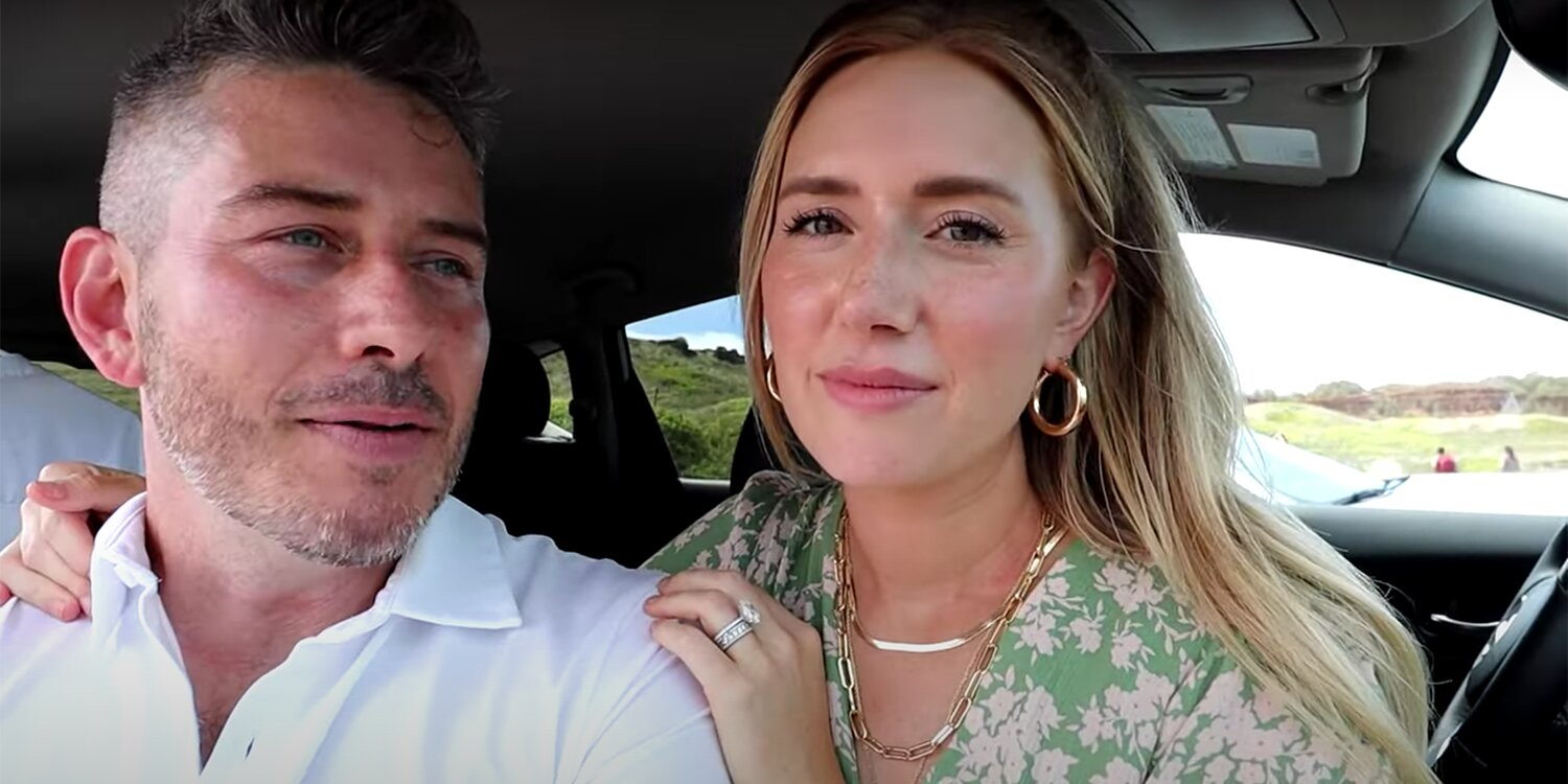 Arie Luyendyk Jr. Re-Proposes to Wife Lauren in Hawaii — See Her 'Crazy Big' New Ring.jpg