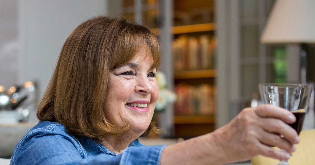 Ina Garten's Oversized Cosmo Is the Mood Boost We Need