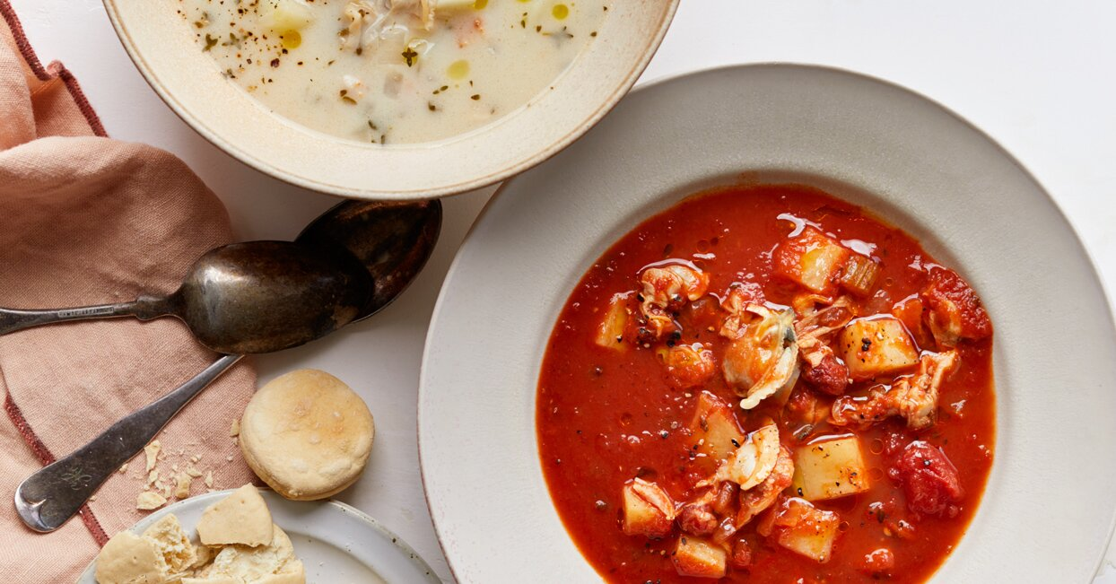 Learn How to Make the Perfect Clam Chowder Just in Time for Summer