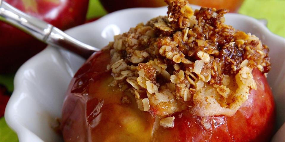 20 ways to have apples for breakfast