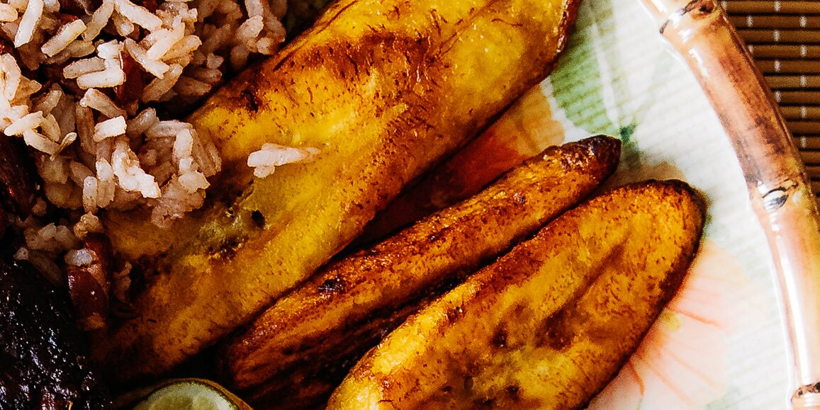 Fried Plantains Recipe Myrecipes