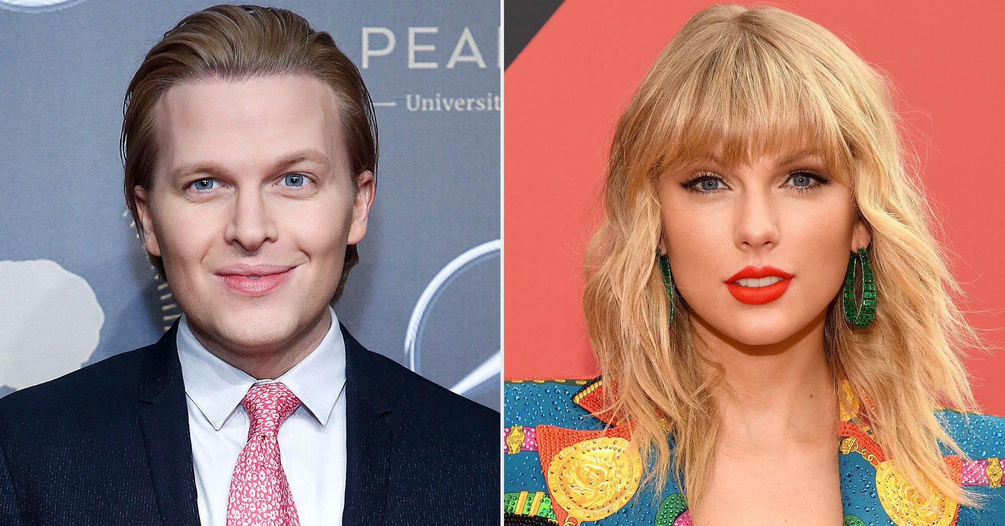 Ronan Farrow Reveals He And Taylor Swift Bonded Over Metoo Advocacy Ew Com