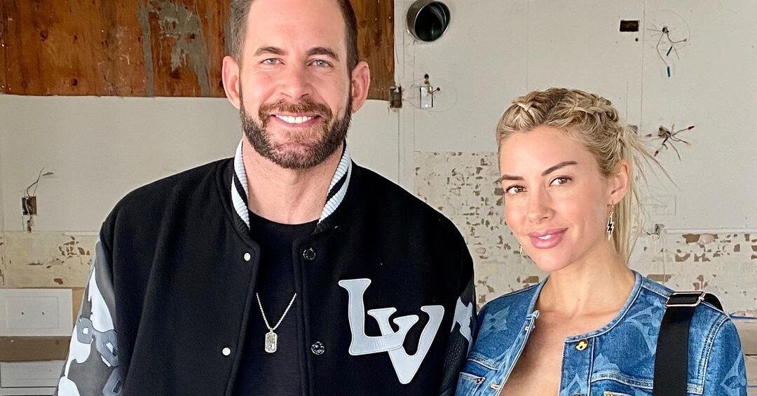 Tarek El Moussa and Fiancée Heather Rae Young Join More Celebs in Sharing Thanksgiving Tips on Today Talks Turkey