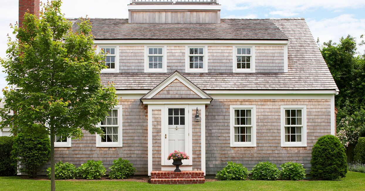 17 Cape Cod Houses That Showcase Classic American Style Better Homes Gardens