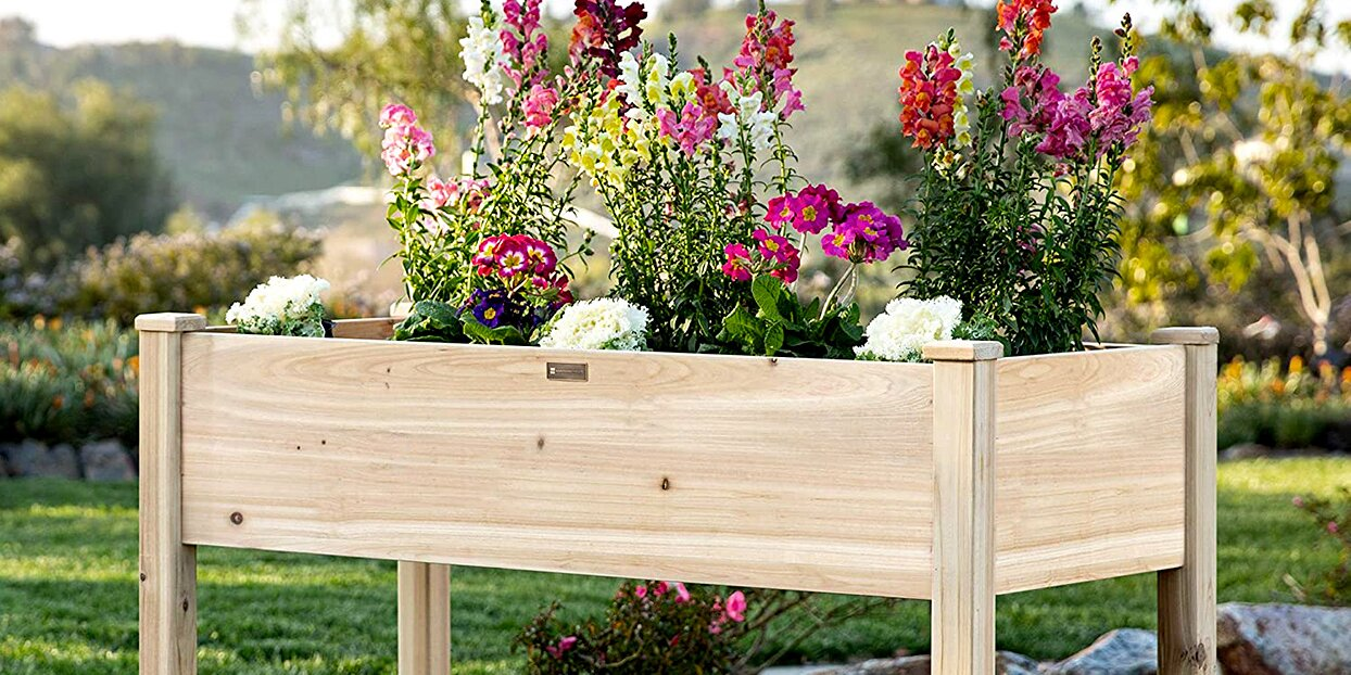 15 of Our Favorite Raised Beds to Add to Your Garden