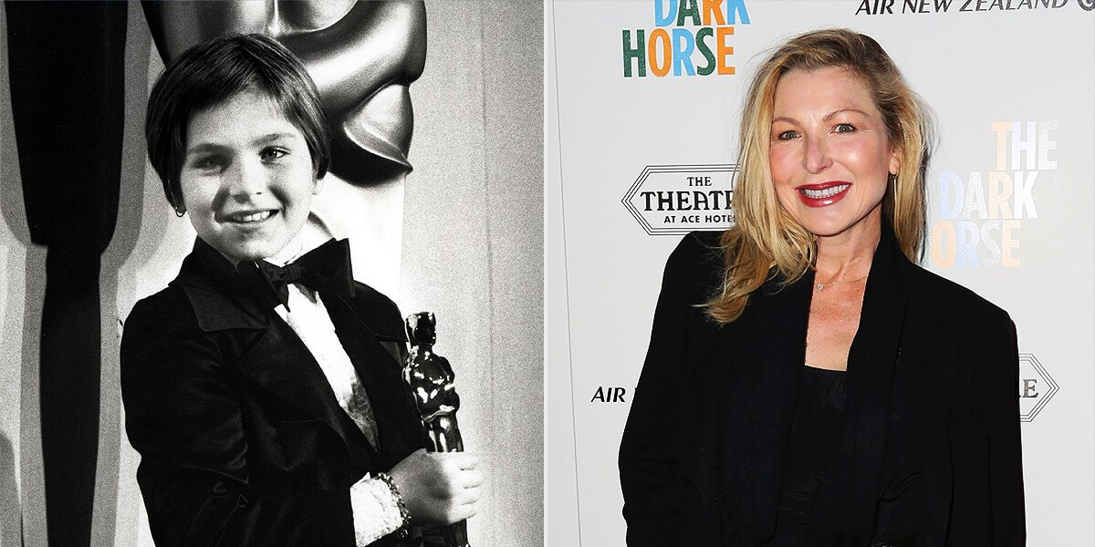 Tatum O'Neal Shares Sweet Throwback Video to 1974 Oscar Win: 'Still the Youngest Ever to Win'.jpg