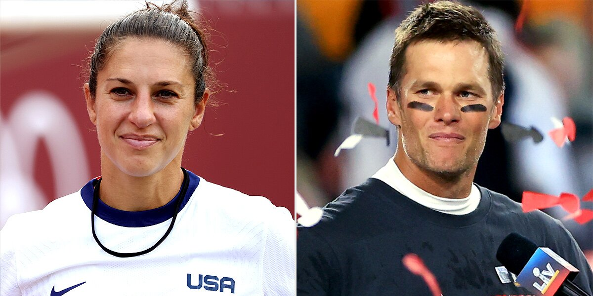 Retiring USWNT Star Carli Lloyd Shuts Down Tom Brady Comparisons: He 'Doesn't Have to Have Kids'