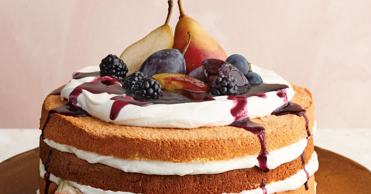 Martha Stewart's Cake Perfection: Six Inspired Recipes from Our Founder's Latest Book