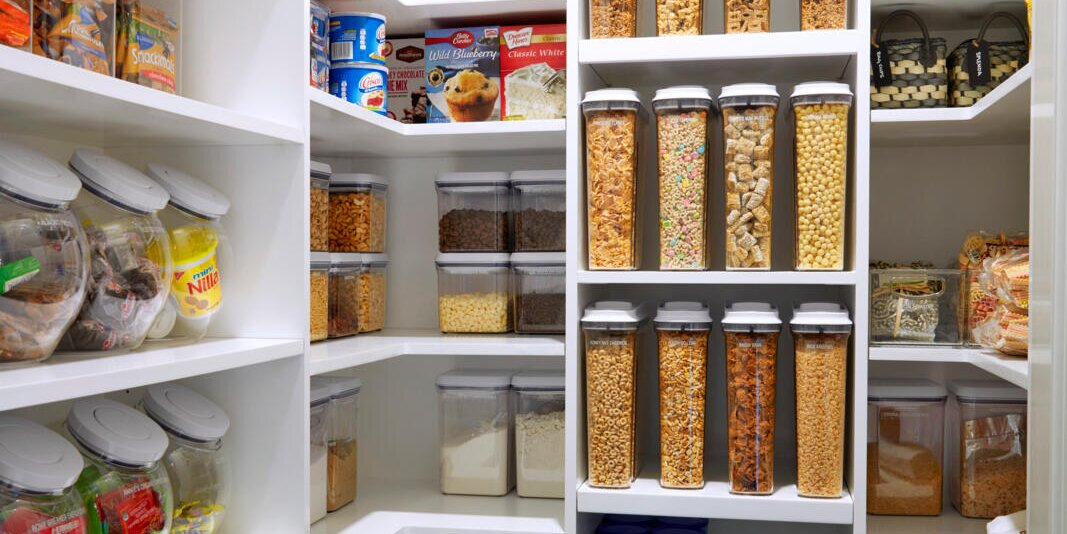 The New Rules of Pantry Organization