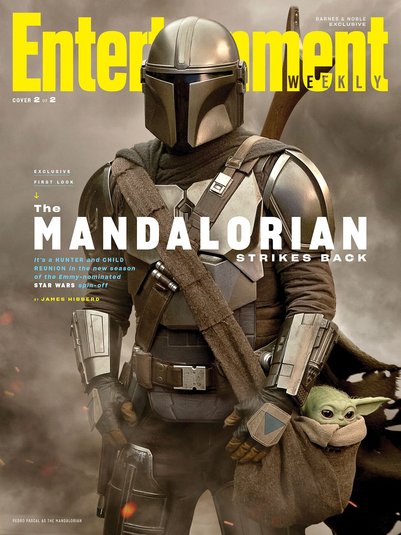First Look At The Mandalorian Season 2 Ew Com