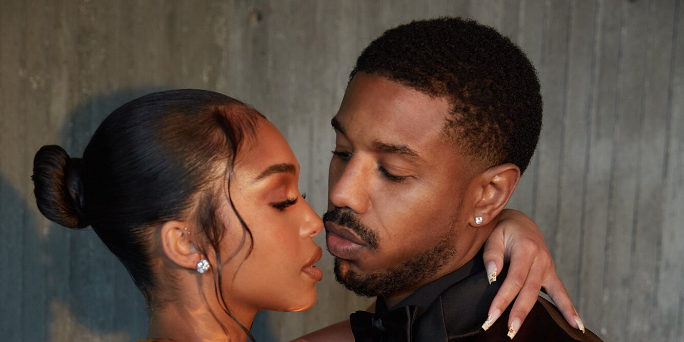 Michael B. Jordan and Lori Harvey Have Sexy and Stylish Date Night for Without Remorse Premiere.jpg