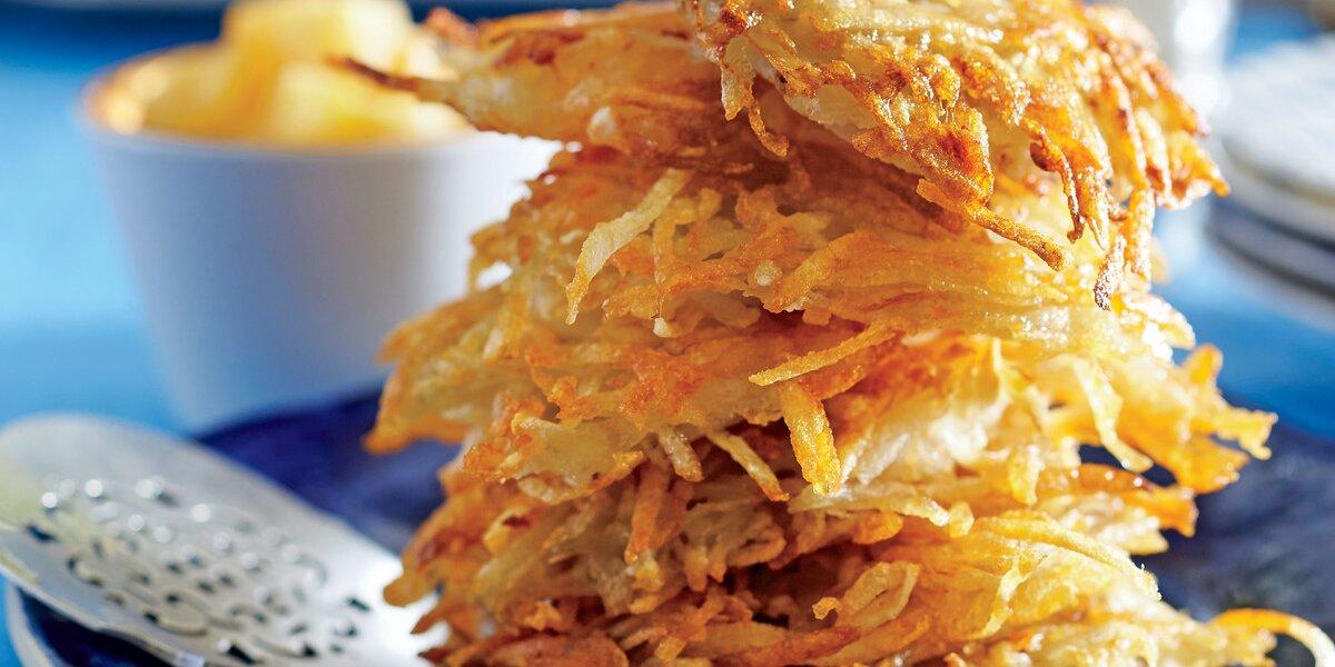 Potato Latkes Recipe