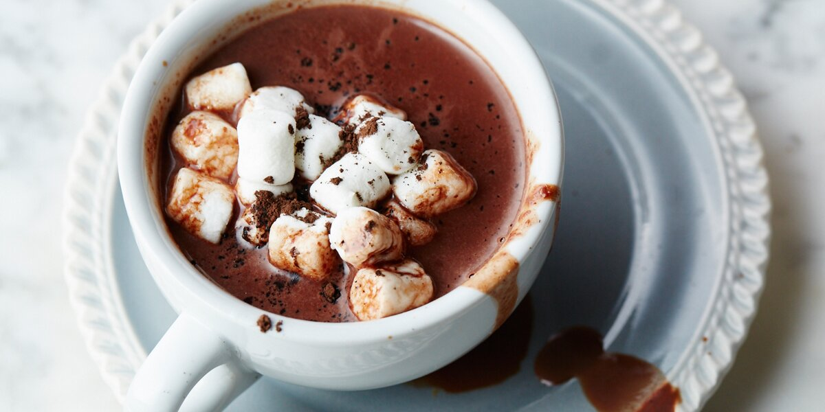 Mexican Hot Chocolate Mix Recipe