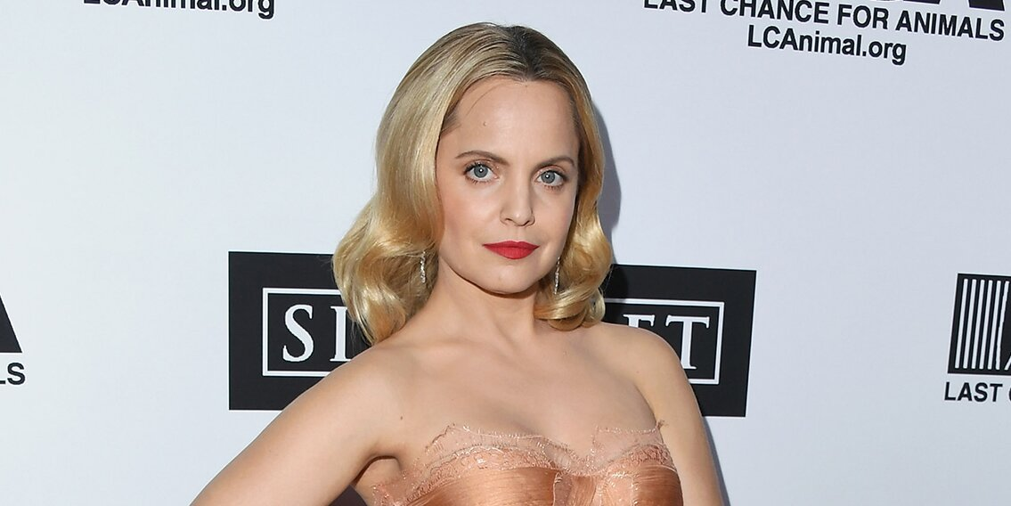 He's Here! Mena Suvari Gives Birth to First Baby, Son Christopher Alexander, with Husband Michael Hope.jpg