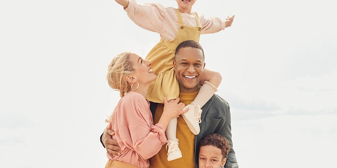 Craig Melvin Recalls Moment Son Delano Thought His Sister Sybil Was White: 'It's Complicated'.jpg