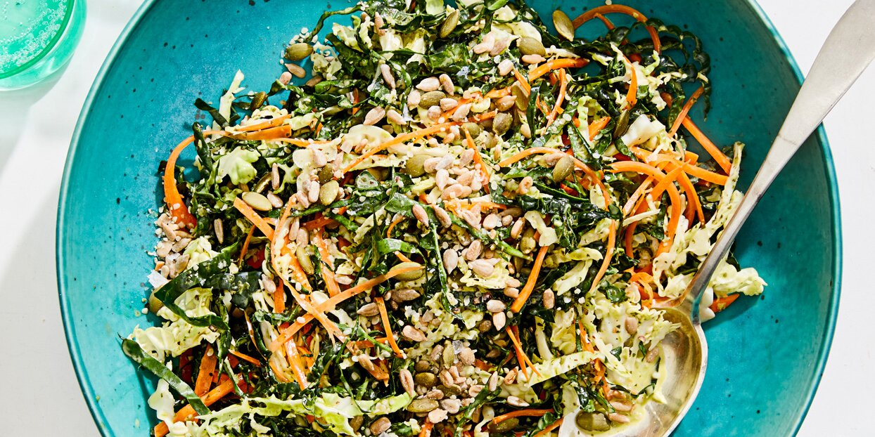 These Wilt-Proof Salad Recipes Are Perfect for Outdoor Dinners This Summer