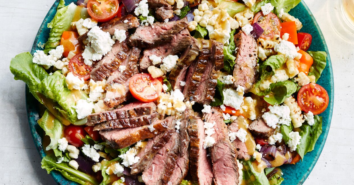 Seven Fresh Summer Dinners That Are Quick to Put Together
