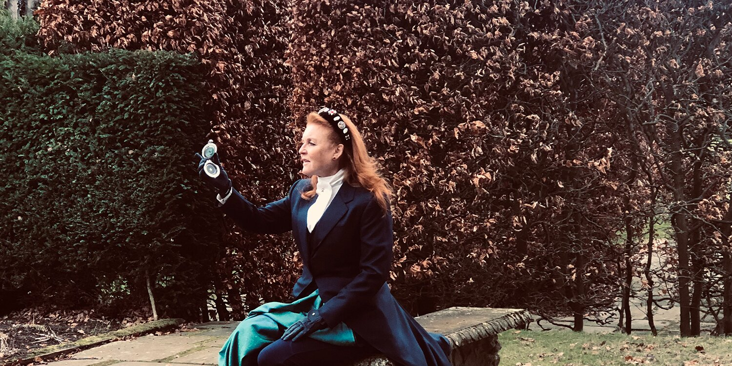 Sarah Ferguson Writes Novel Inspired by Great-Great Aunt: It 'Reflects My Own Personal Journeys'
