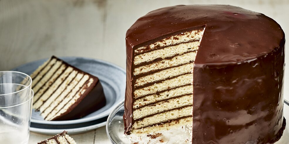31 Fancy Cake Recipes That Will Steal the Show