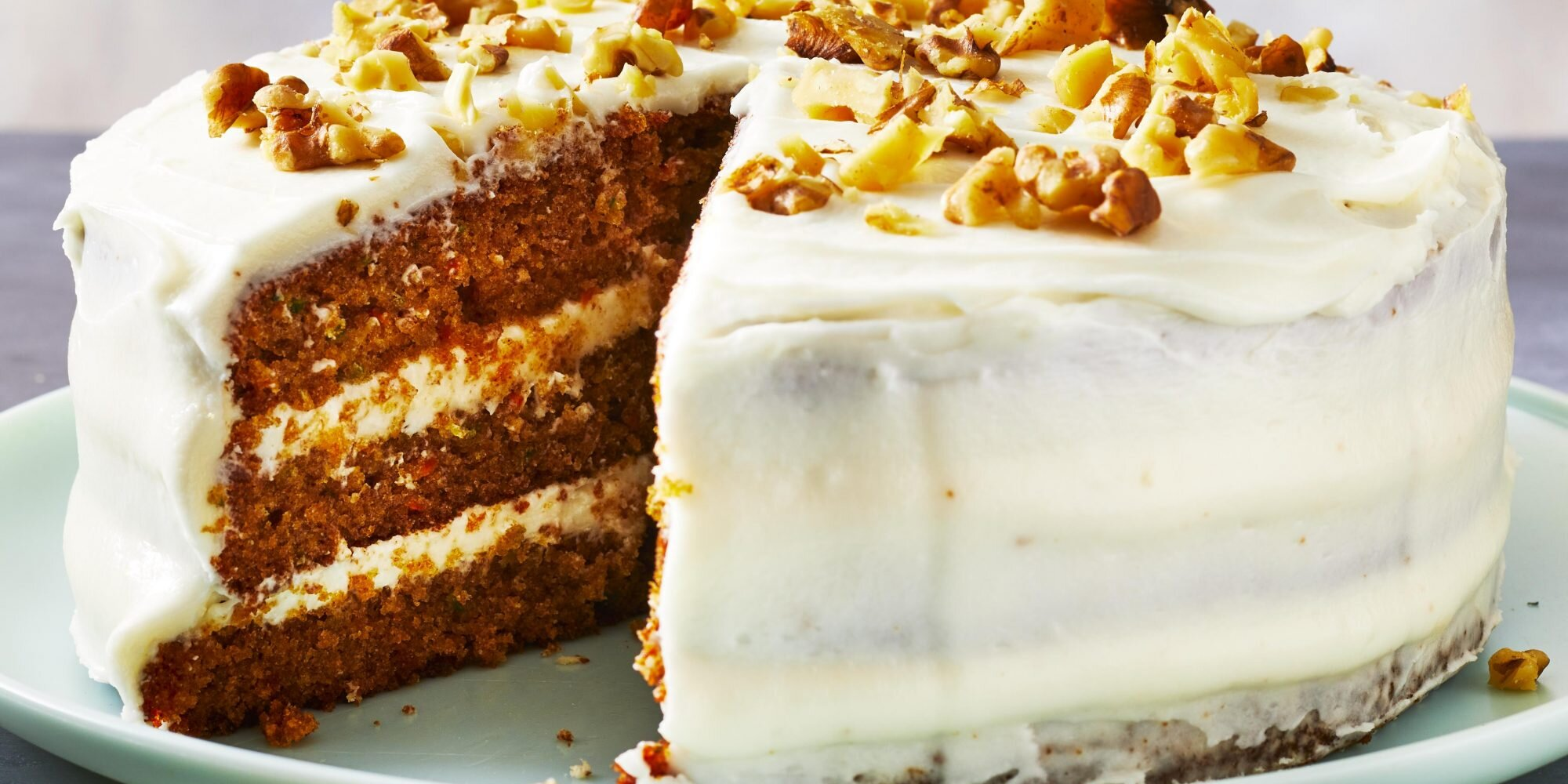 10 traditional carrot cakes for easter