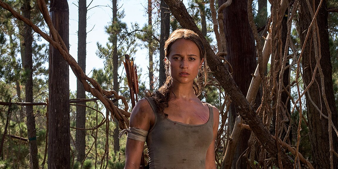 Alicia Vikander Says She's Hopeful for a Tomb Raider Sequel: 'Would Love To Revisit' Lara Croft.jpg