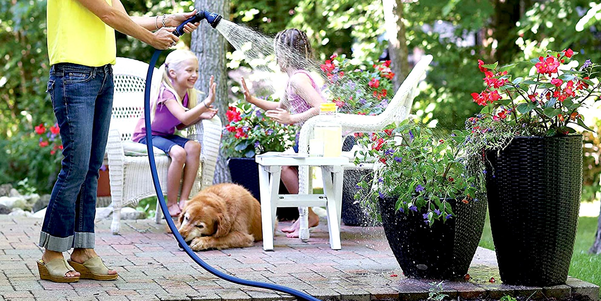 The 10 Best Garden Hoses for Watering All Your Plants