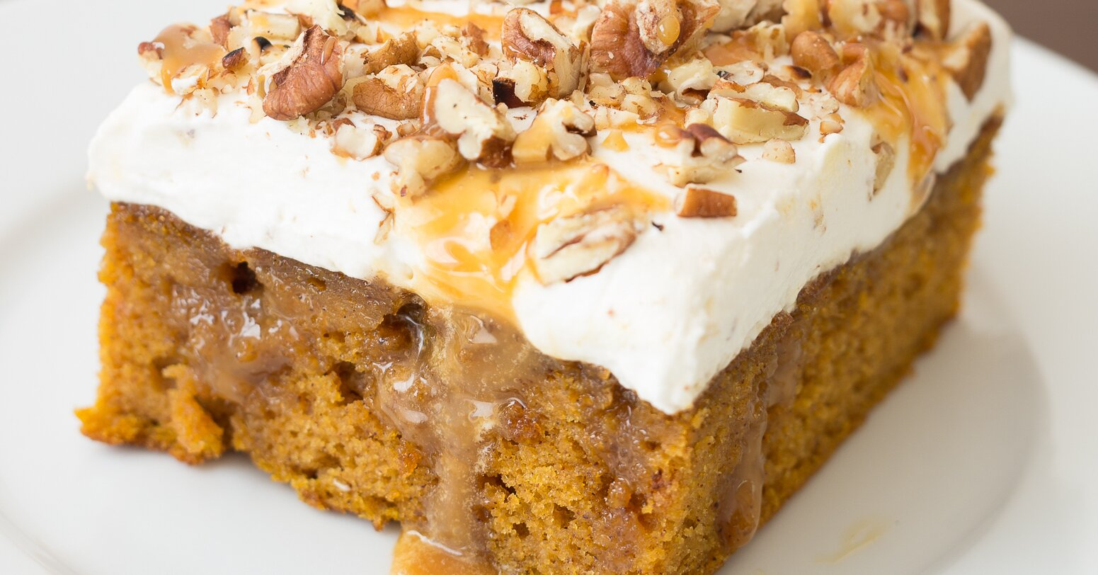Sweet and Spicy Pumpkin Cakes 12 Different Ways