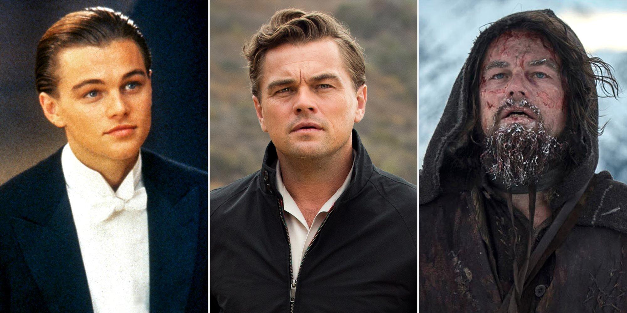Every Leonardo DiCaprio film performance, ranked