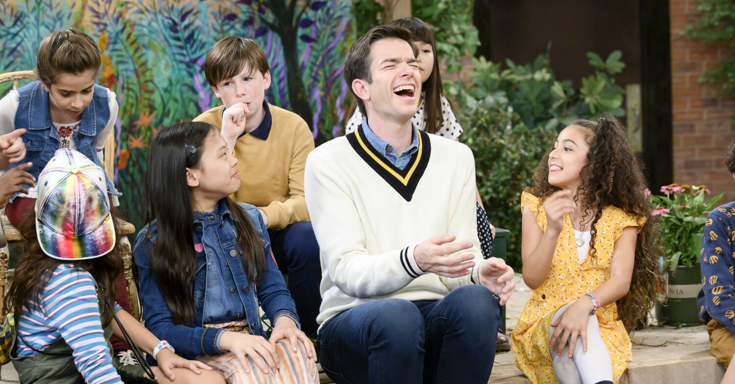 Pay attention: John Mulaney is making more 'Sack Lunch Bunch' specials