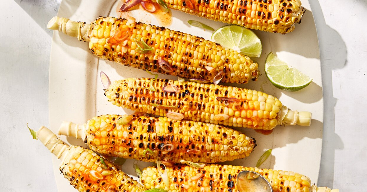 How to Make the Best Grilled Corn