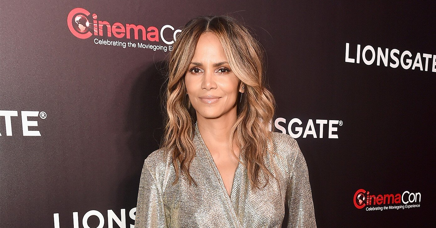 Halle Berry Explains Why She Had To Shave Daughter Nahla S Head People Com