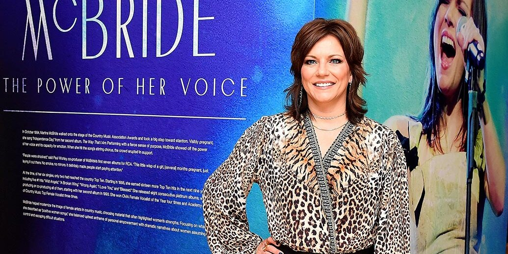 New Exhibit Spotlights Martina McBride's Career: 'If I Believe in Something, I'm Going to Fight for It'.jpg