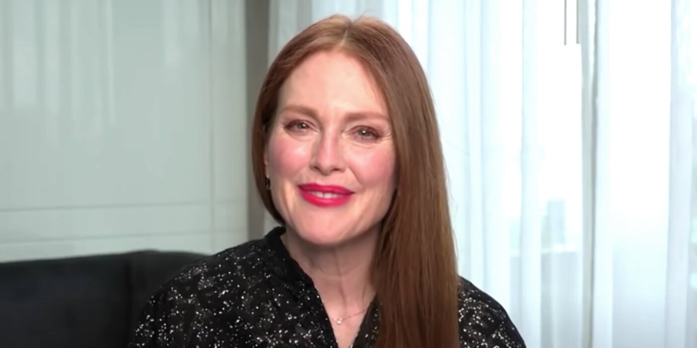 Julianne Moore Is 'Excited' and 'Terrified' to See Dear Evan Hansen: 'I Hope I Don't Stink'.jpg