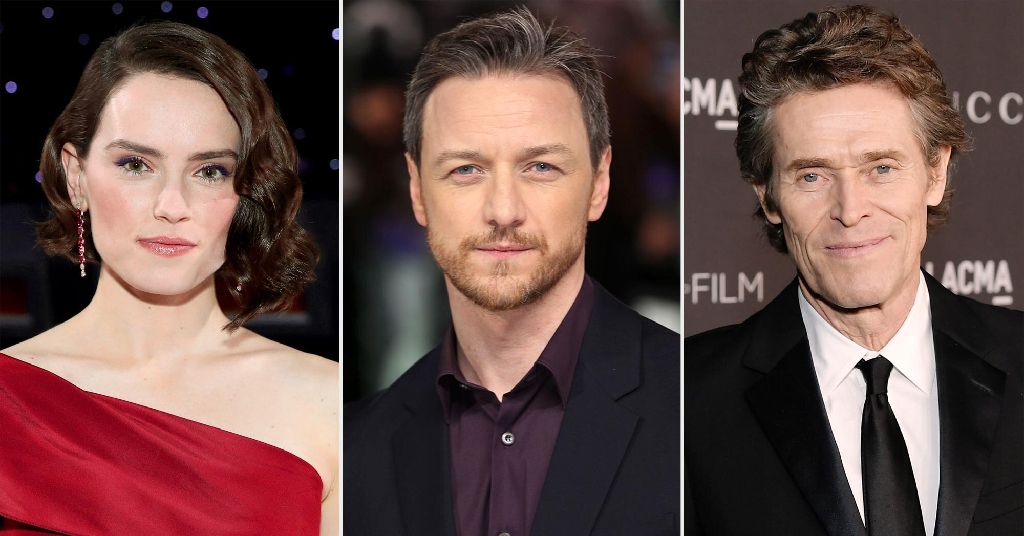 Daisy Ridley and James McAvoy lead 12 Minutes time-loop thriller cast |  EW.com