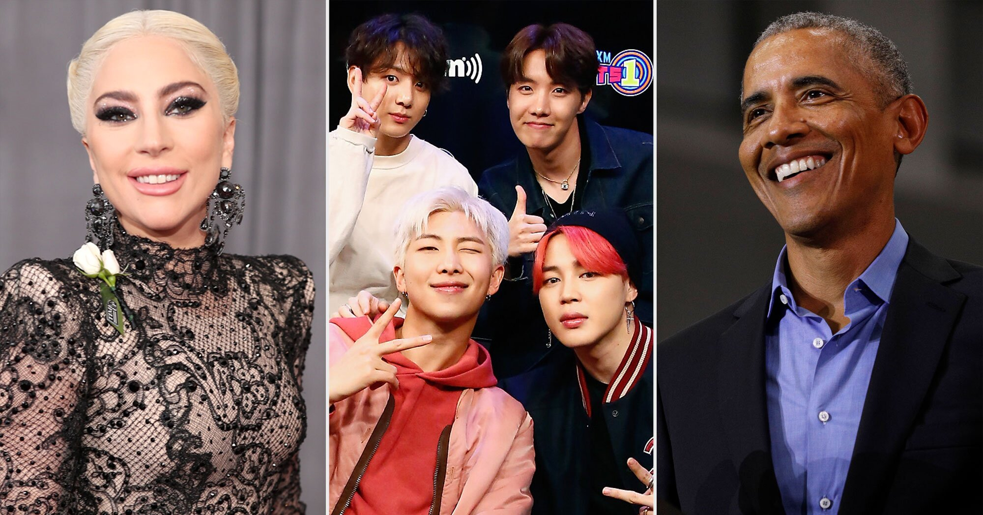 Lady Gaga, BTS, and more join the Obamas for virtual 2020 graduation ceremonies
